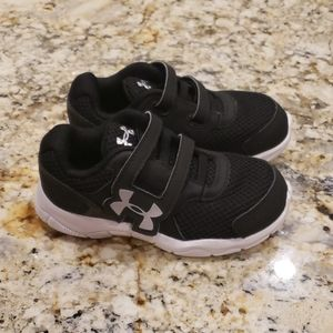 Toddler Under Armour Sneakers - Size 8
